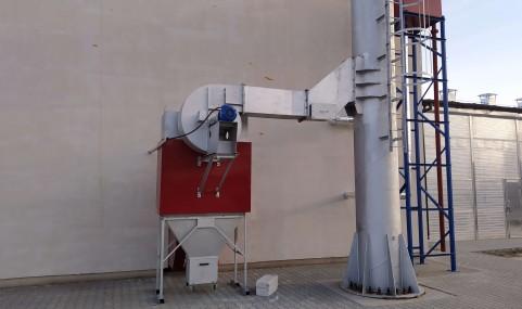 Kocioł 2MW wraz z wyposażeniem kotłowni